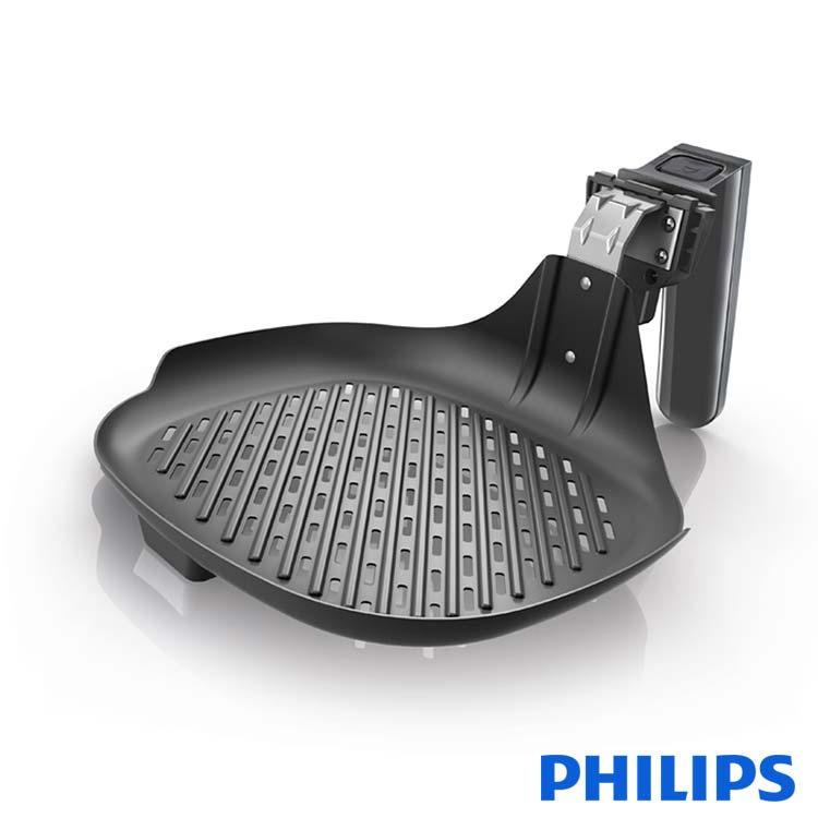 【飛利浦 PHILIPS】健康氣炸鍋專用煎烤盤 適用HD9220 / HD9230 (HD9910)