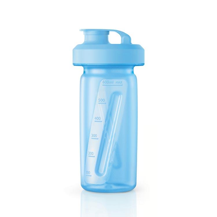 【飛利浦 PHILIPS】活氧果汁機HR2872隨行杯-天空藍(HR2991)