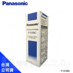 台灣公司貨【國際牌 Panasonic】濾水器濾心(P-31SRC) 適用PJ-S31、PJ-S99