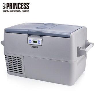 送環保隨行杯*2【荷蘭公主 PRINCESS】33L 智能壓縮機車用行動電冰箱(282898)