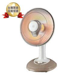 【風騰】台灣製  可擺頭 10吋鹵素燈電暖器 FT-630R