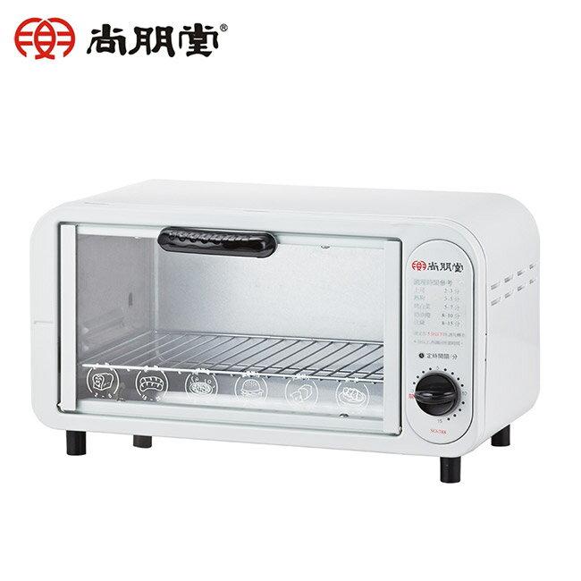 【尚朋堂】台灣製 8L小烤箱 SO-388