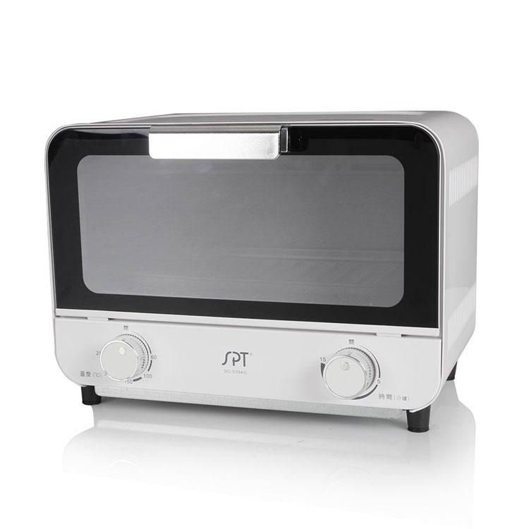 【尚朋堂】9L雙旋鈕大功率電烤箱 (SO-539AG)