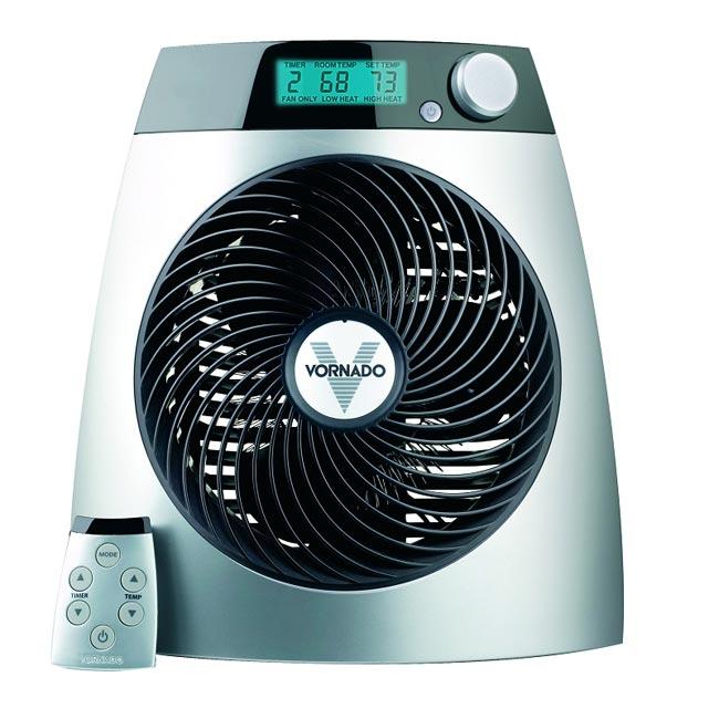 【美國 VORNADO】【贈飛利浦吹風機BHC010】微電腦數位空氣循環電暖器I-CONTROL (DVH)
