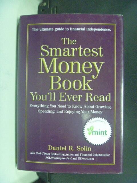 ~書寶 書T6/投資_NIY~The Smartest Money Book You'll