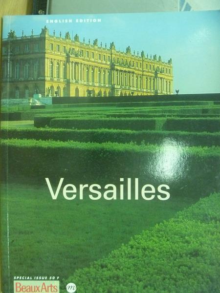 【書寶二手書T9/藝術_YER】Versailles_Beaux Art