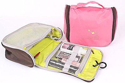 <br/><br/>  BO雜貨【SV2371】韓國小鳥洗漱包 旅行旅遊收納 洗漱袋 防水化妝包旅行包旅行組旅行袋<br/><br/>