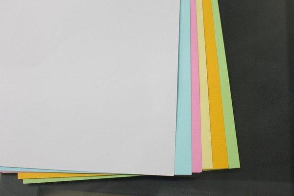 A4書面紙 模造紙 海報紙150磅 21cm x 29.7cm(白色)/一包220張入{定2}