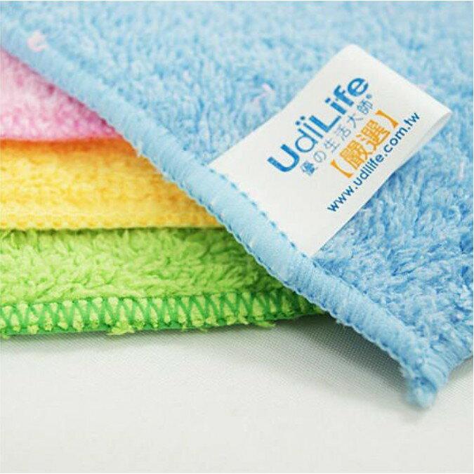 [吉賀] 生活大師 2入 UdiLife 超潔長毛絨抹布 洗碗布 清潔布