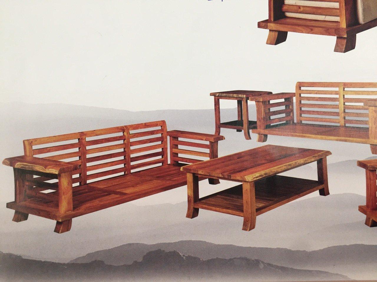 【石川家居】KL-20 柚木LA型組椅 台中以北搭配車趟免運費