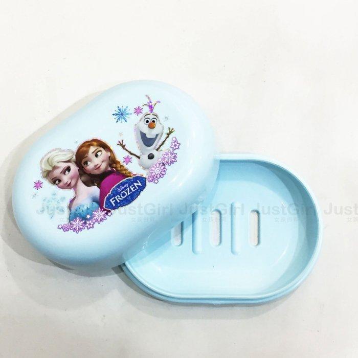 冰雪奇緣 Frozen 艾莎 ELSA 安娜 ANNA 肥皂盤 香皂盤 香皂盒 居家 韓國