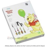 小熊維尼周邊商品推薦WMF child's set WINNIE POOH 小熊維尼兒童餐具(四件組)