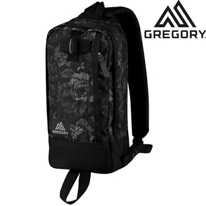 Gregory Switch Sling 5L 單肩包/斜背包/側背包/日用肩背包/運動小包 65593 7535 闇黑印花