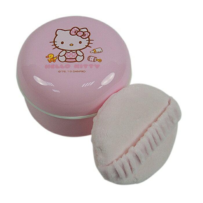 佳美 - Hello Kity凱蒂貓嬰幼兒粉撲盒 0