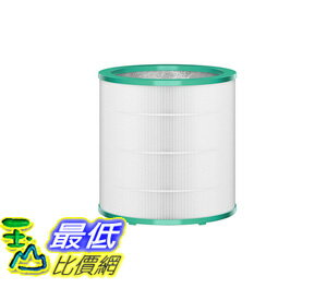 [106美國直購] Dyson Pure TP03 TP02 TP00 AM11 濾網 Dyson 2nd Tower Purifier Replacement Filter 968126-03 _U3