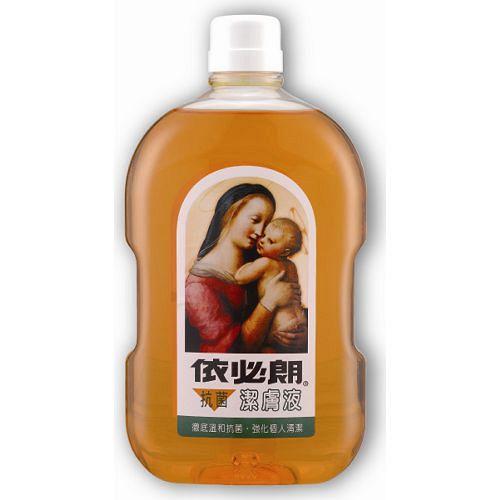 依必朗抗菌潔膚液660ml【愛買】