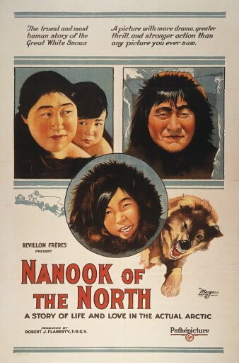 Film Nanook Of The North Nposter For The 1922 Film Nanook Of The North Poster Print by (24 x 36) acafd1106edb6b3f8d7cc3bcf0a1b1d2