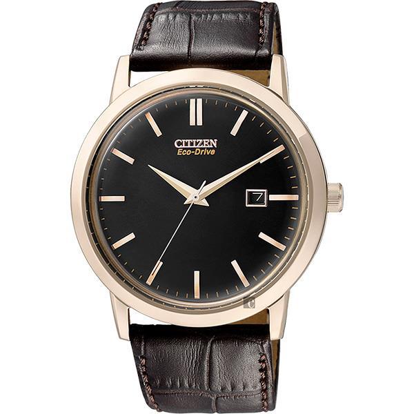 富茂鐘錶 CITIZEN Eco-Drive 光動能復刻腕錶 40mm /  BM7193-07E