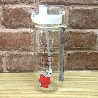 【真愛日本】17042500014 SN吸管壺600cc-紅屋大笑 史奴比 史努比 SNOOPY 冷水壺 茶壺 水瓶