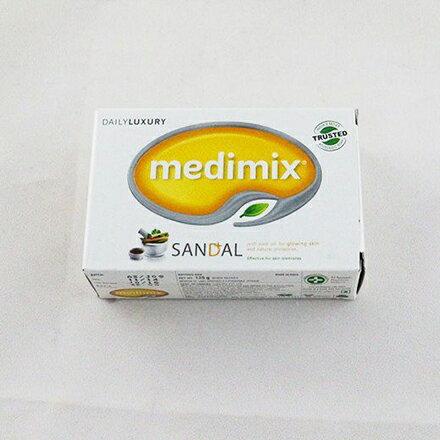 【敵富朗超巿】MEDIMIX檀香美膚皂香白美肌皂 1