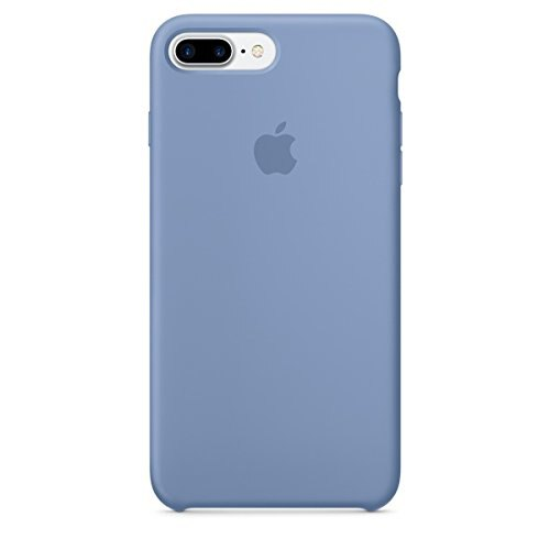 Apple Silicone Case for iPhone 7 Plus - Azure MQ0M2ZM/A 0