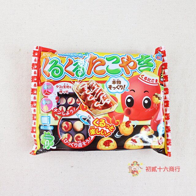 【0216零食會社】Kracie 創意DIY章魚燒小達人16g