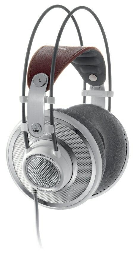 志達電子 K701 AKG 開放式耳罩耳機 (Q701 HD650 SRH940可參考) 門市開放試聽
