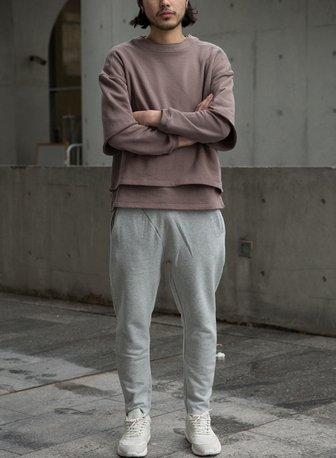 【JP.美日韓】獨家訂製 兩件式 層次 質感 上衣 歐美穿搭實用 褲子也有販售唷 Y3 YEZZY ADIDAS
