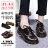 格子舖*【KMC03G】41-44加大尺碼 專櫃款3孔高質感全牛皮 漸層復古色澤 超耐磨透明牛筋底 馬汀靴 馬丁鞋 休閒皮鞋 2色 0