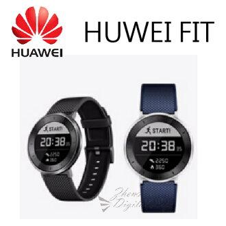 保固一年 華為 HUAWEI FIT(Metis-B19)-黑 藍芽手錶 智慧穿戴 [分期零利率]