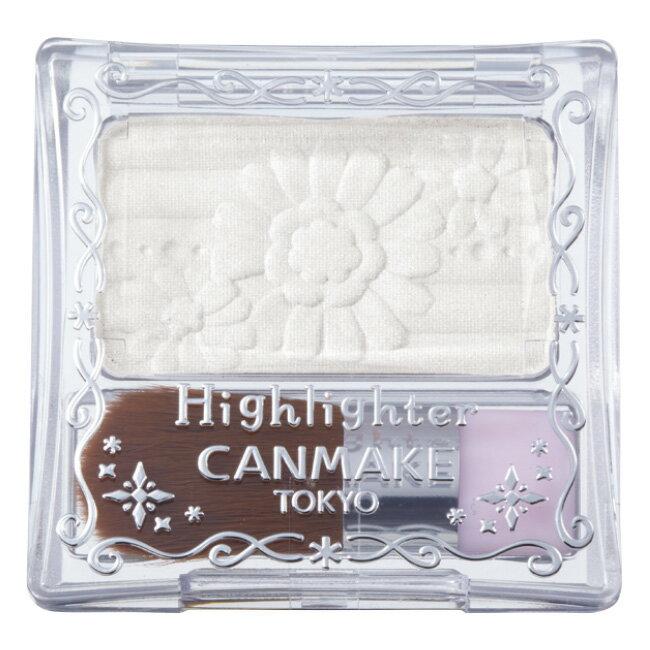 CANMAKE 臉部修飾蜜粉霜 821-01 4.4g