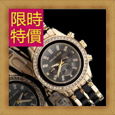 陶瓷錶 男女手錶(單支) -流行時尚經典高貴情侶款腕錶4色55j22【韓國進口】【米蘭精品】