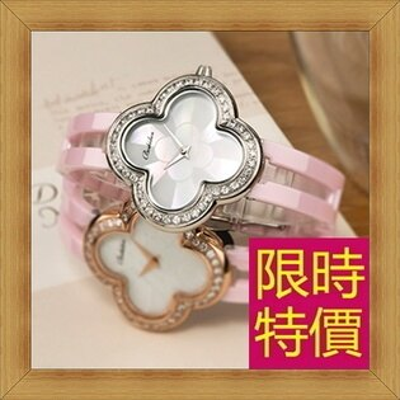 陶瓷錶 女手錶 -流行時尚優雅女腕錶4色55j32【韓國進口】【米蘭精品】