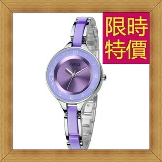 陶瓷錶 女手錶 -流行時尚優雅女腕錶5色55j43【韓國進口】【米蘭精品】