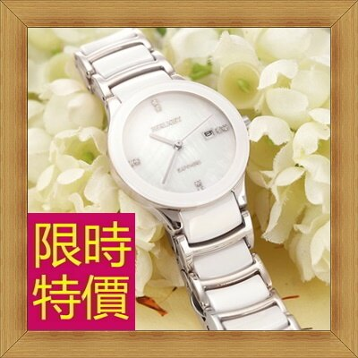 ~陶瓷錶 男女手錶 單支 ~  高貴情侶款腕錶4色55j5~韓國 ~~米蘭 ~