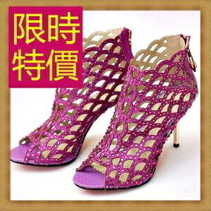 涼鞋 高跟休閒鞋-優雅氣質流行時尚女鞋子14色56l1【韓國進口】【米蘭精品】