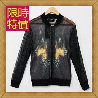 防曬外套 男夾克-抗UV遮陽日系流行時尚防紫外線男防曬衣5色56m14【日本進口】【米蘭精品】