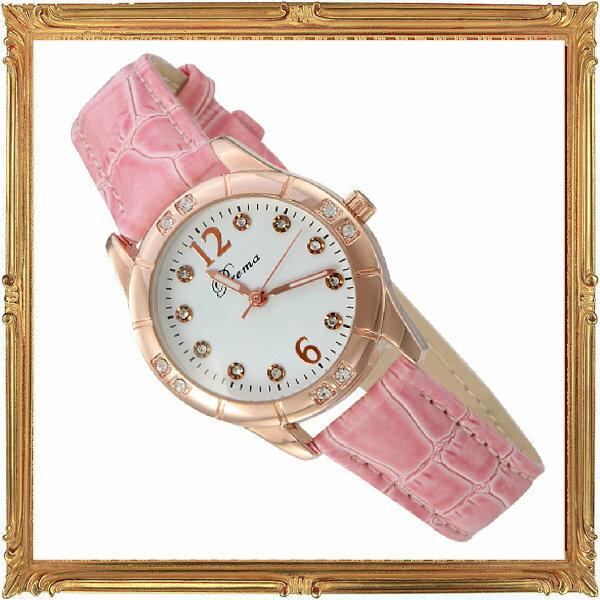 ★鑲鑽錶 手錶-時尚經典奢華閃耀女腕錶3色5j104【獨家進口】【米蘭精品】 1