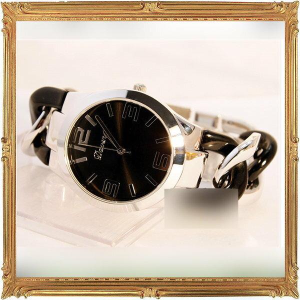 石英錶 手錶-時尚經典奢華閃耀女腕錶2色5j21【瑞士進口】【米蘭精品】