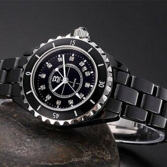 陶瓷錶 手錶-時尚高雅亮麗經典女腕錶12款5r81【瑞士進口】【米蘭精品】