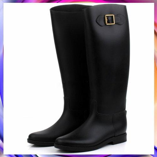 長筒雨鞋 雨具~防水防滑 女雨靴5s32~韓國 ~~米蘭 ~