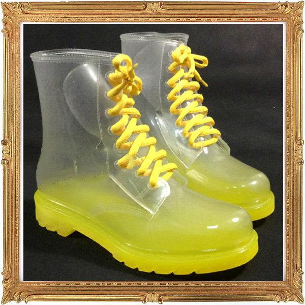 中筒雨鞋雨具 -防水防滑時尚流行女雨靴8色5s53【韓國進口】【米蘭精品】