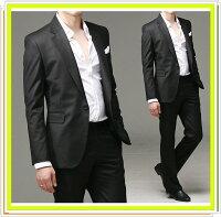 男生面試服裝穿著西裝推薦到☆西裝外套-韓版修身休閒優質型男外套4款2色5z12【韓國進口】【米蘭精品】就在【米蘭秀】【奇珍館】推薦男生面試服裝穿著西裝