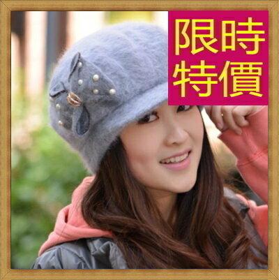 ☆針織毛帽 女配件-流行羊毛氣質保暖女帽子5色63w12【韓國進口】【米蘭精品】 2