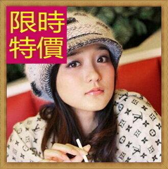 ☆針織毛帽 女配件-流行羊毛氣質保暖女帽子5色63w24【韓國進口】【米蘭精品】