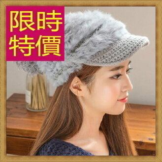 ☆針織毛帽 女配件-流行羊毛氣質保暖女帽子5色63w36【韓國進口】【米蘭精品】