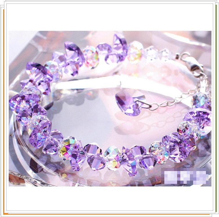 925純銀手鍊 手環-情人節母親節生日禮物女配件6c27【美國進口】【米蘭精品】