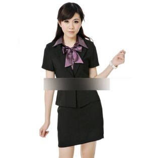 ☆職業套裝 OL制服-流行長袖修身顯瘦女裙裝6h22【韓國進口】【米蘭精品】