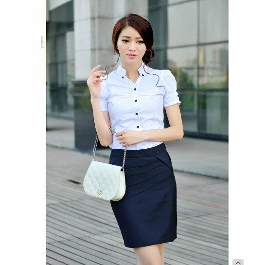 ☆職業套裝 OL制服-流行長袖修身顯瘦女裙裝6h24【韓國進口】【米蘭精品】