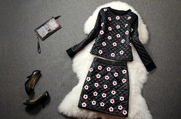☆套裝 裙裝-明星款時尚名媛流行女裙子9f213【義大利進口】【米蘭精品】